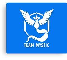 Team Mystic - Pokémon Go Canvas Print