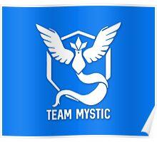 Team Mystic - Pokémon Go Poster