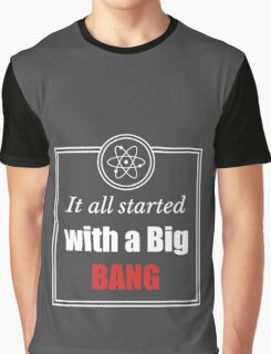 The Big Bang Theory Graphic T-Shirt