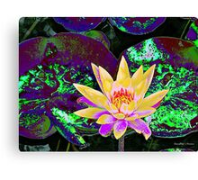 OZ Lily Canvas Print