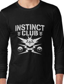 Instinct Club Long Sleeve T-Shirt