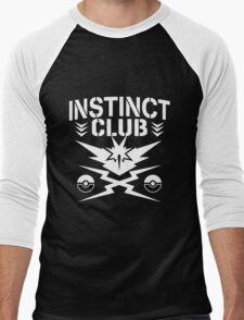 Instinct Club Men's Baseball ¾ T-Shirt