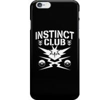 Instinct Club iPhone Case/Skin