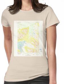 USGS TOPO Map Alaska AK Ugashik B-3 360101 1951 63360 T-Shirt