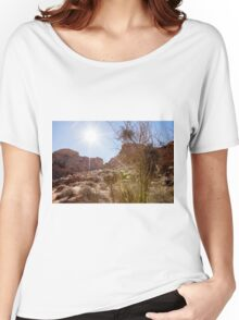Valley of Fire State Park, Nevada Women's Relaxed Fit T-Shirt