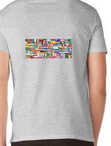Flag Collage T-Shirt