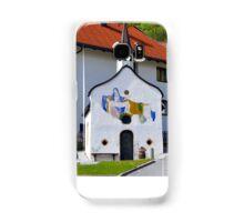 Small chapel in Telfs, Tyrol, Austria Samsung Galaxy Case/Skin