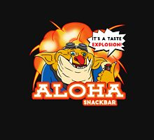 Aloha Snackbar! Unisex T-Shirt