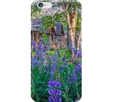 Eagle Lake Sporting Camps (Michaud Camps) iPhone Case/Skin