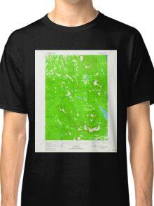 USGS TOPO Map Alaska AK Petersburg D-5 358380 1948 63360 Classic T-Shirt