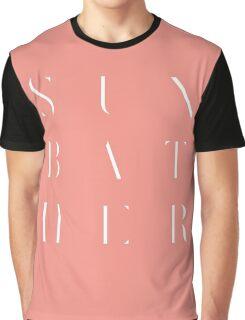 Sunbather Album Artwork Graphic T-Shirt