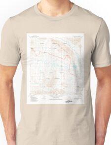 USGS TOPO Map Alaska AK Howard Pass A-1 356091 1984 63360 T-Shirt