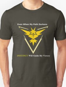 Team Instinct Victory Gear Unisex T-Shirt
