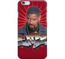 Denzel Washington iPhone Case/Skin