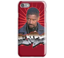 Denzel Washington iPhone Case/Skin