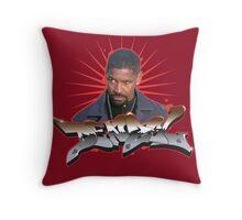Denzel Washington Throw Pillow