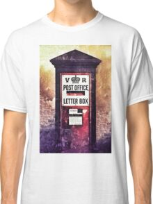 Victorian Pillar Box Classic T-Shirt
