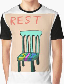 Rest Graphic T-Shirt