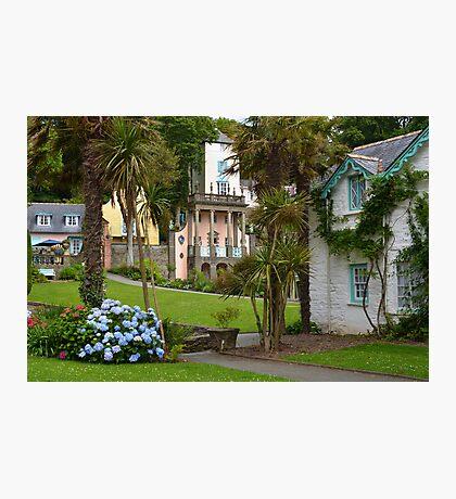 Portmeirion, Wales (8) Photographic Print