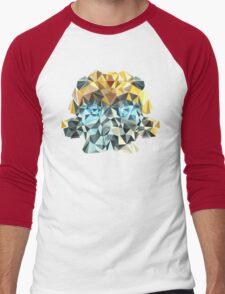 Bumblebee Portrait Men's Baseball ¾ T-Shirt