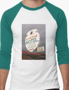 Apache Motel Men's Baseball ¾ T-Shirt