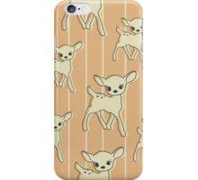 Bambi time iPhone Case/Skin