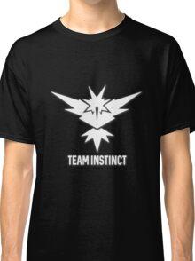 Team Instinct - Pokémon Go Classic T-Shirt