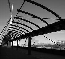 Bells Bridge by Iain McGillivray