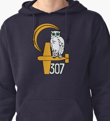 No. 307 Polish Night Fighter Squadron - RAF (Historical) Pullover Hoodie