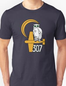 No. 307 Polish Night Fighter Squadron - RAF (Historical) Unisex T-Shirt