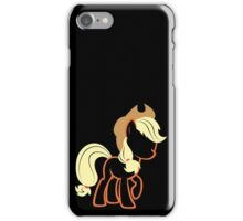 Applejack Lines iPhone Case/Skin