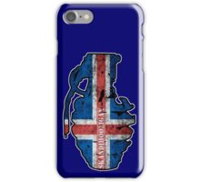 Iceland Frag (tall) iPhone Case/Skin