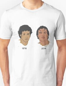 Sly now and then... Unisex T-Shirt
