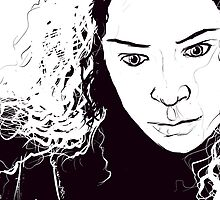 Orphan Black Portrait of Helena by 50milestonow