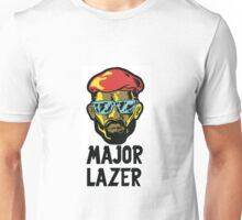 Major Lazer Logo Unisex T-Shirt
