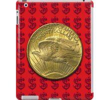 USA Gold $20 Coin iPad Case/Skin