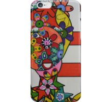 spring fence iPhone Case/Skin