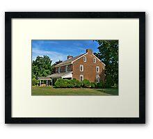 History & Mystery Framed Print
