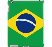 Germany 7 - 1 Brazil iPad Case/Skin