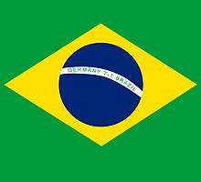 Germany 7 - 1 Brazil by DetectiveBerry