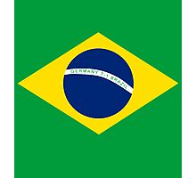 Germany 7 - 1 Brazil Photographic Print