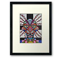 bow tie 1 Framed Print