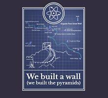 Big Bang Theory - We built a wall Classic T-Shirt