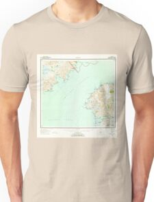 USGS TOPO Map Alaska AK Karluk 361009 1952 250000 T-Shirt