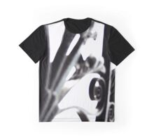 Metal Swirls Graphic T-Shirt