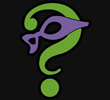 The Riddler  (Purple Question Mark and Mask) - Batman Hoodie