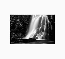 Palfau Waterfall bw Unisex T-Shirt