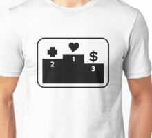 Preferences in Life Unisex T-Shirt