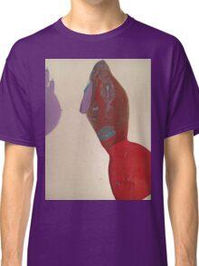 Berreted Artist Paint Splot Classic T-Shirt