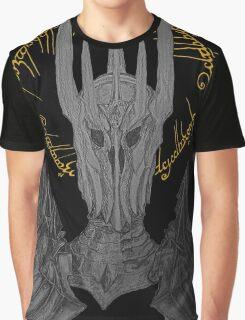 Sauron Black Speech Graphic T-Shirt